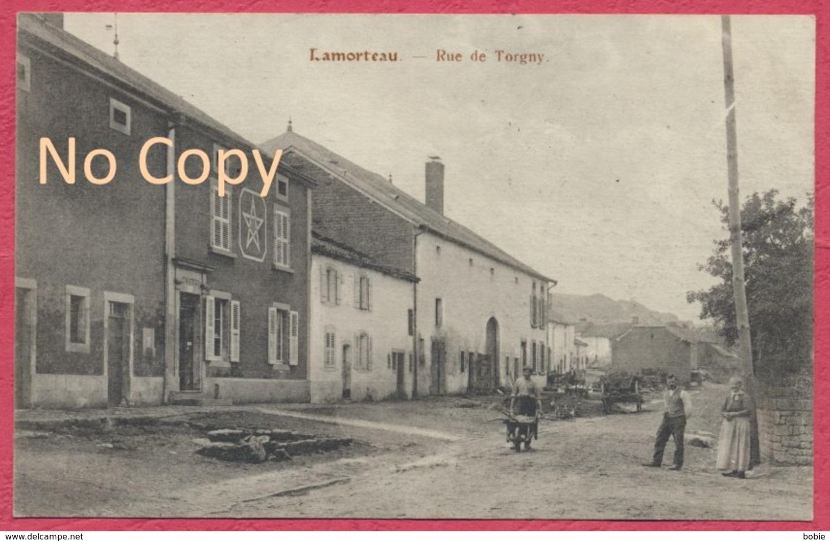 Lamorteau  Belgique : Rue De Torgny - Autres
