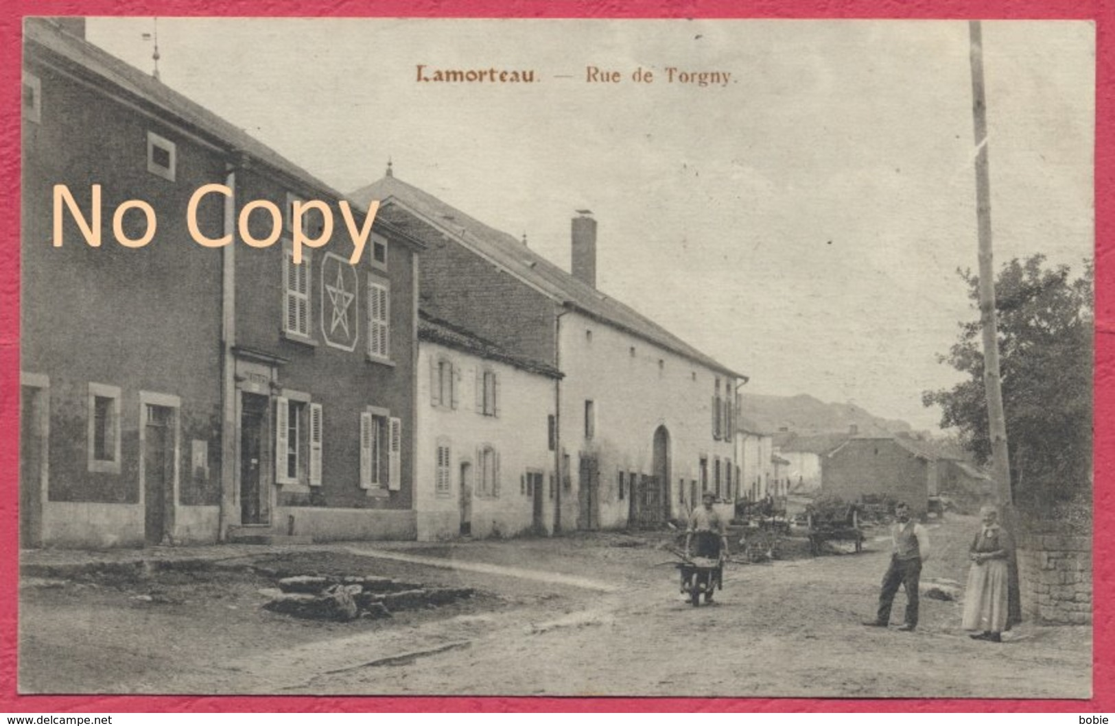 Lamorteau  Belgique : Rue De Torgny - Belgien