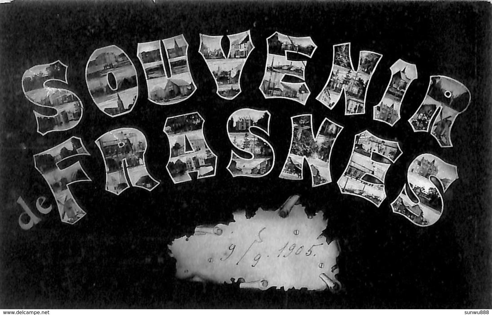 Souvenir De Frasnes - Multivues M. Marcovici 1905) - Frasnes-lez-Anvaing