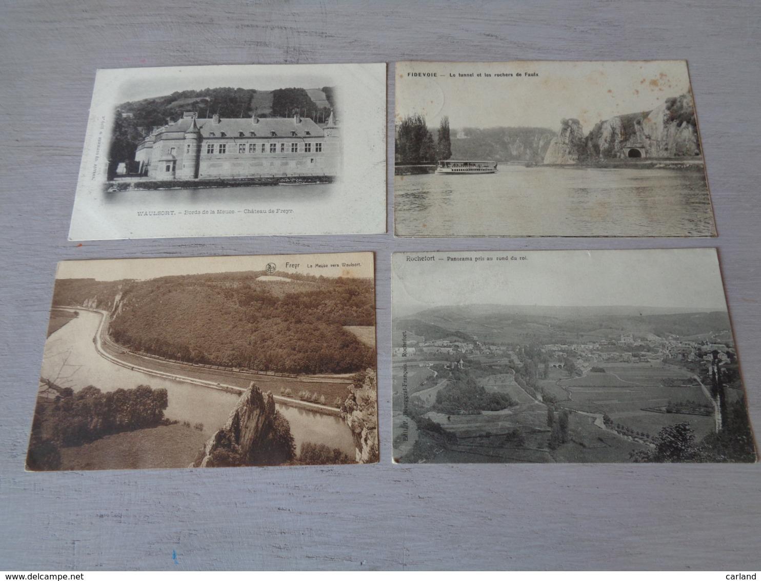 Beau Lot De 60 Cartes Postales De Belgique       Mooi Lot Van 60 Postkaarten Van België   - 60 Scans - Cartes Postales