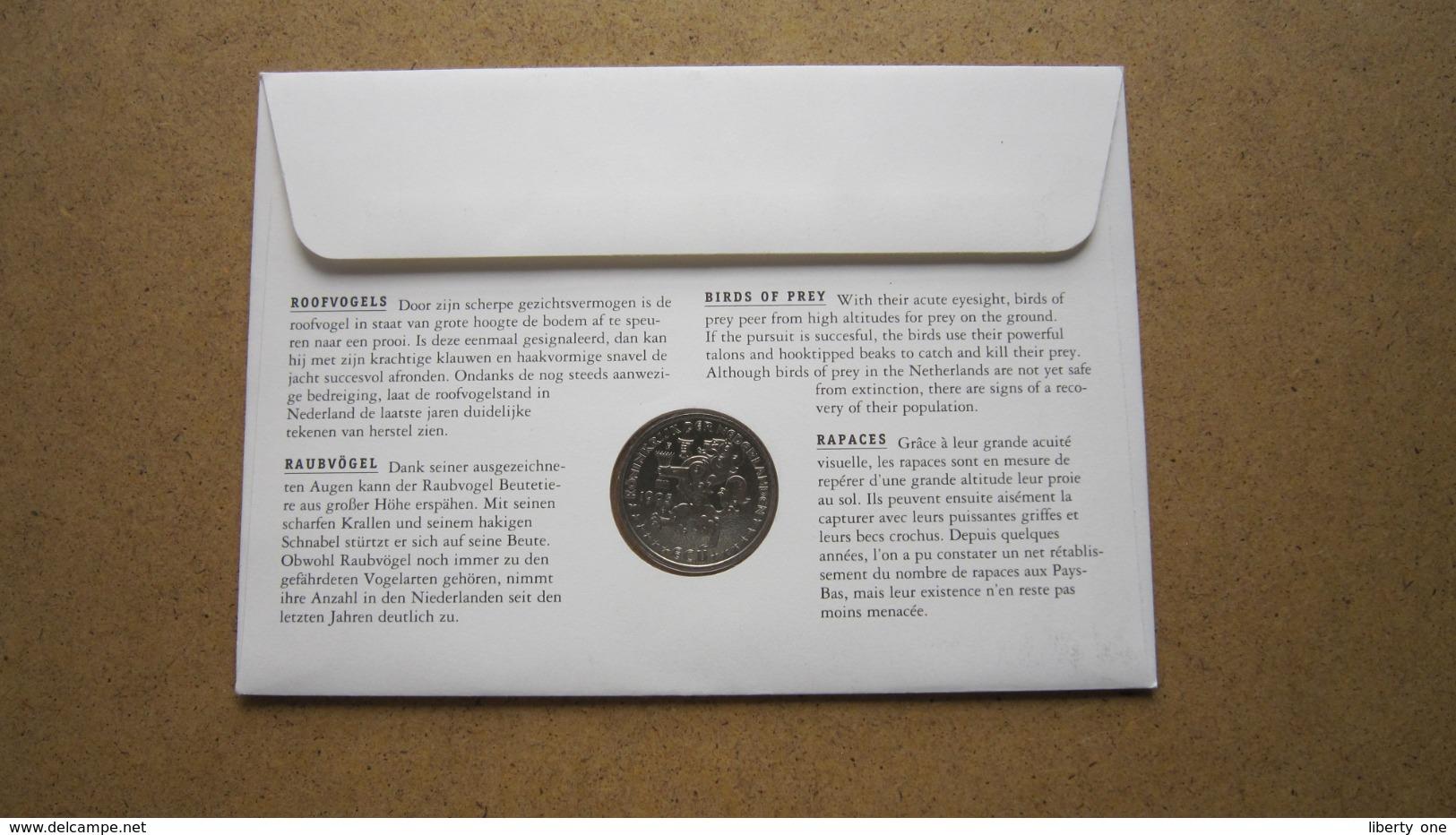ECU Brief / Letter / Lettre ( N° 8 ) ROOFVOGELS ( Details > Zie Foto's ) ! - Non Classés
