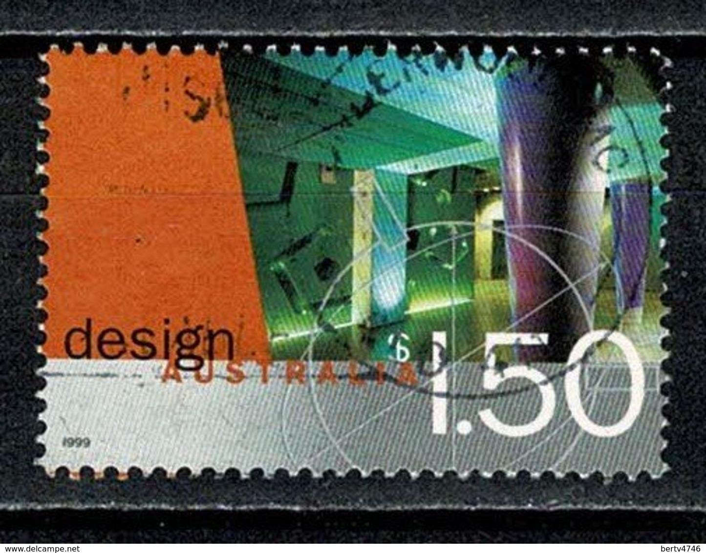 Australie 1999 Yv 1766 (o) , SG 1906, Mi 1854 Design (o) Used - 1990-99 Elizabeth II