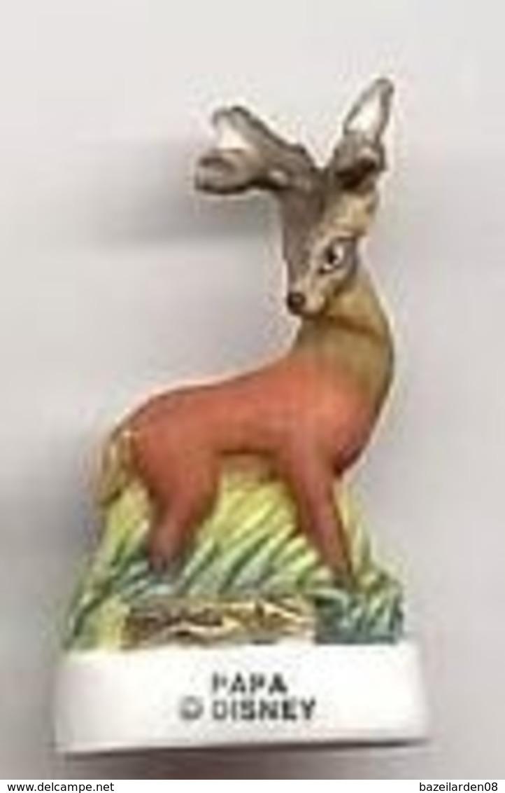 Fève Bambi III Mat 2003 Papa - Disney