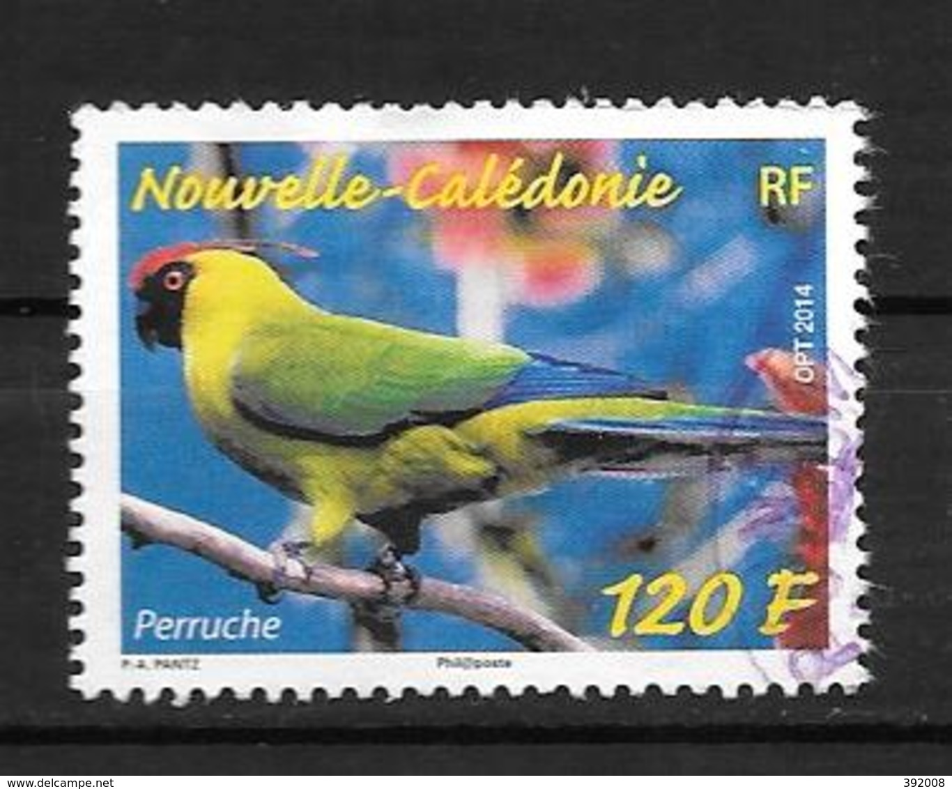 2014 - 1219 - Nueva Caledonia