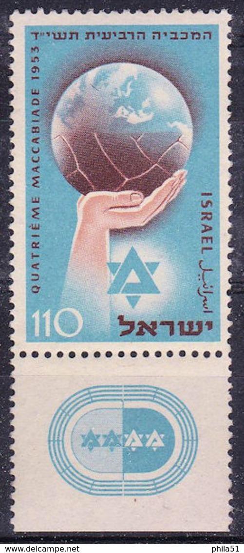 Israël 67 ** Avec Tab - Israel