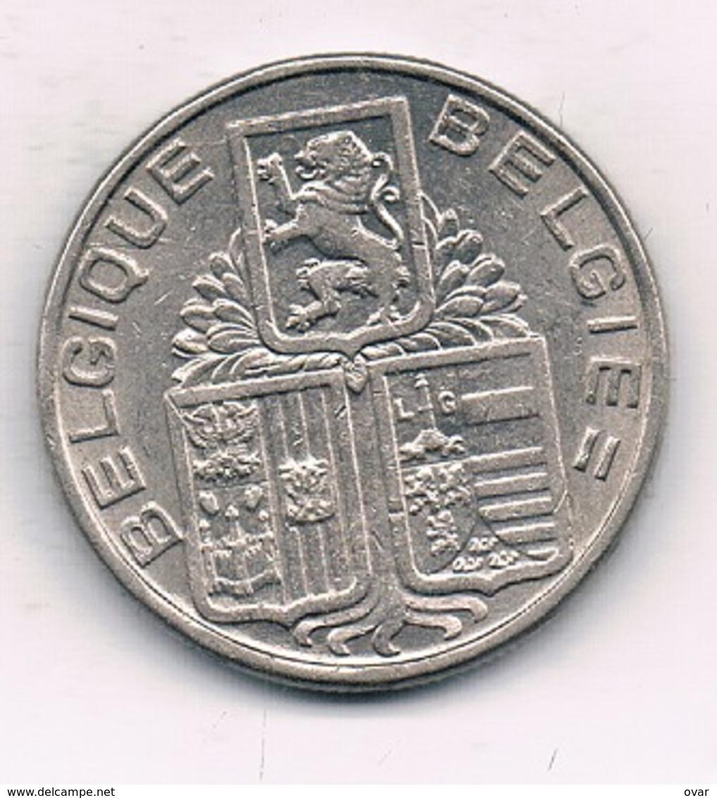 5 FRANC 1938 FR  BELGIE /6713/ - 1934-1945: Leopold III