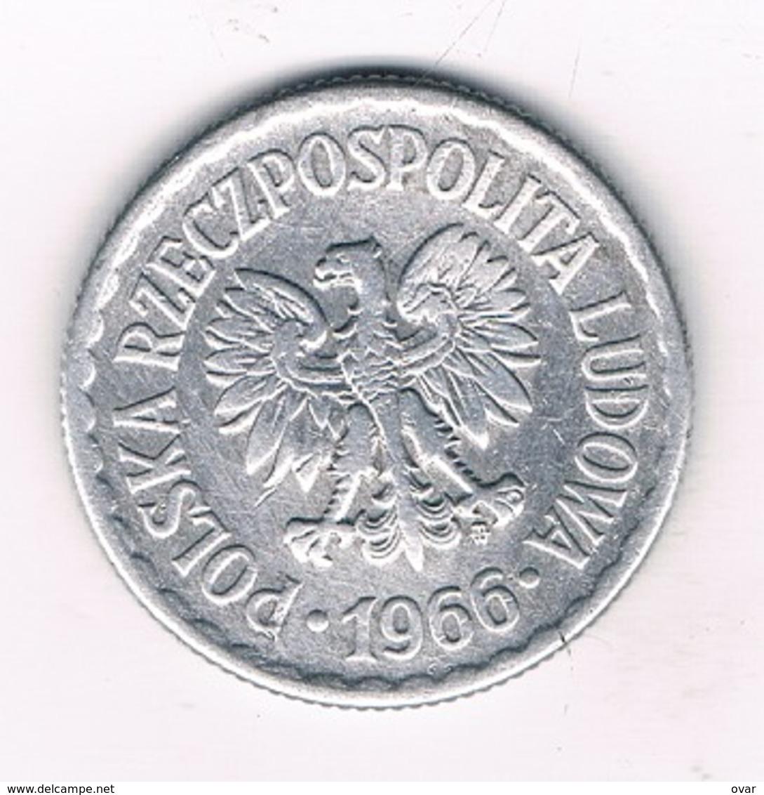 1 ZLOTYCH  1966  POLEN /6724/ - Pologne