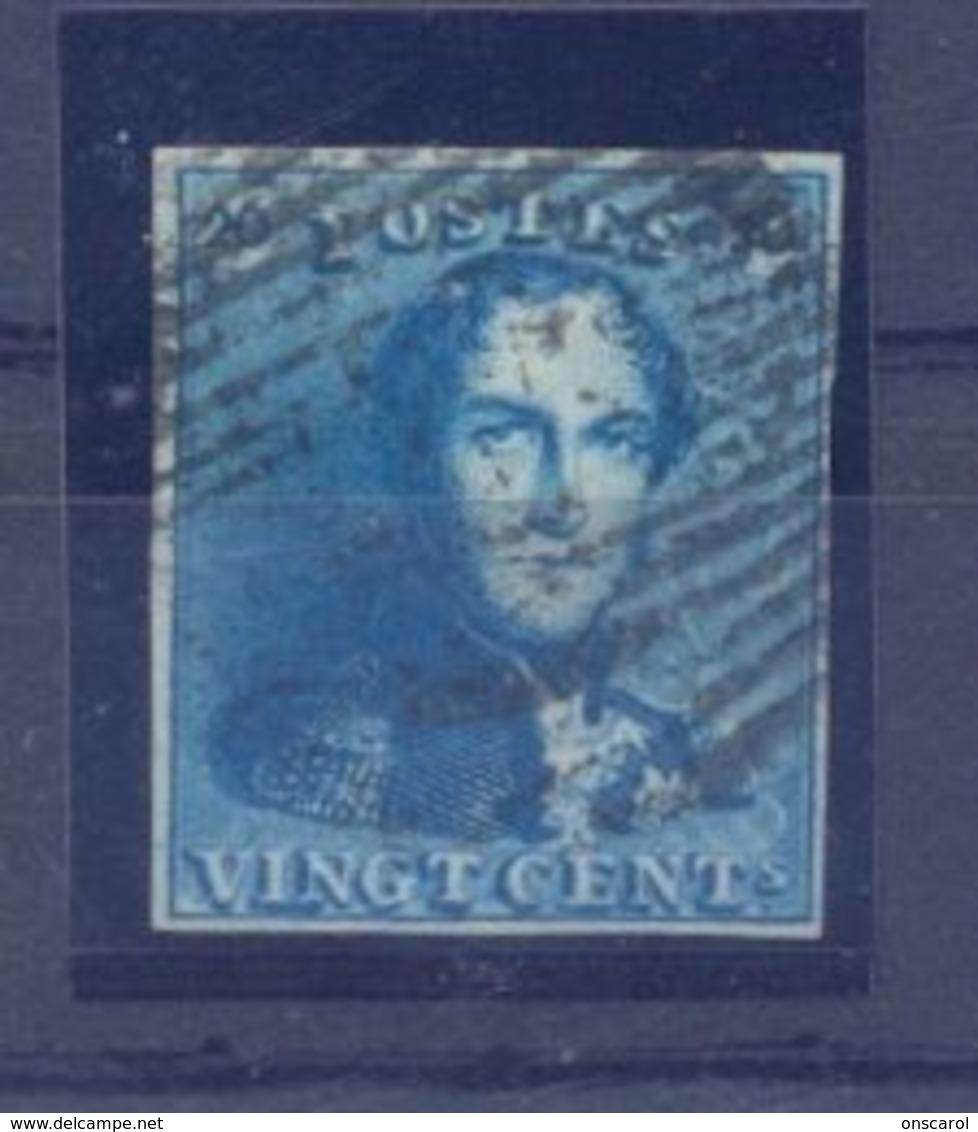 Nr. 2 Used (gestempeld) - 1849 Epaulettes