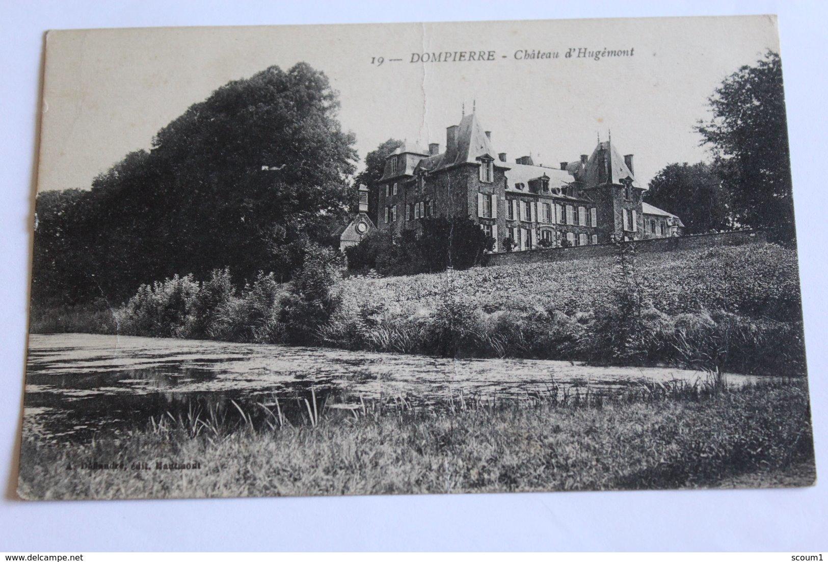 Dompierre - Chateau D'hugémont - France