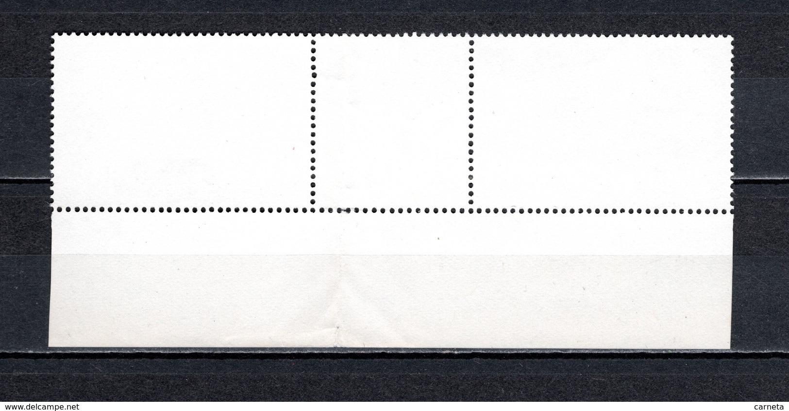 TOGO N° 1159 + 1161 SE TENANT  NEUFS SANS CHARNIERE COTE  ? €  TRAIN  RARE  VOIR DESCRIPTION - Togo (1960-...)