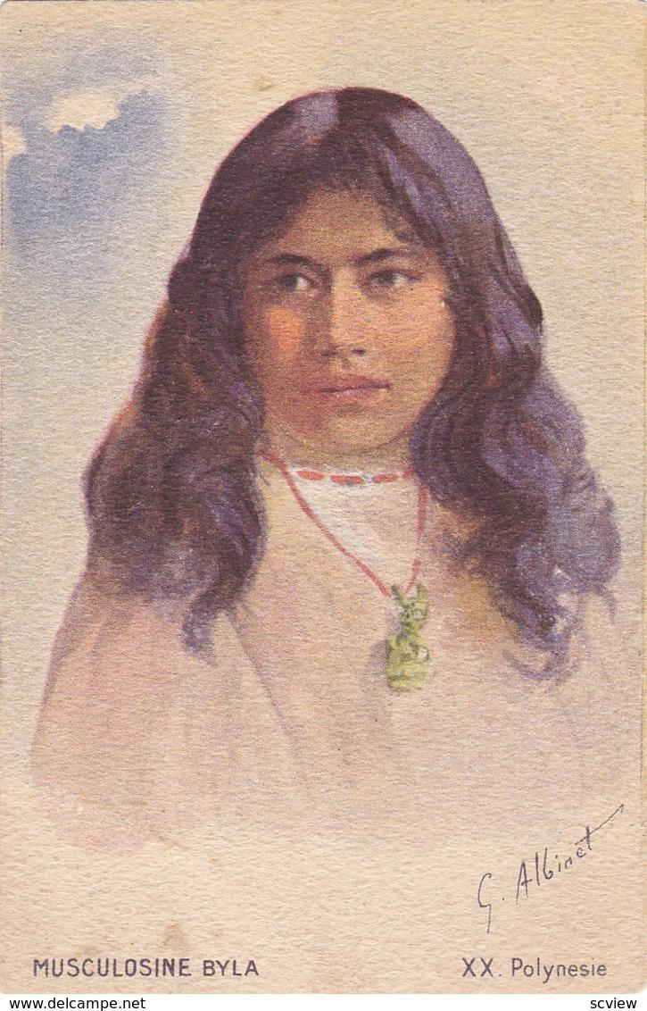 Musculosine Byla , XX. Polynesie , 00-10s - French Polynesia