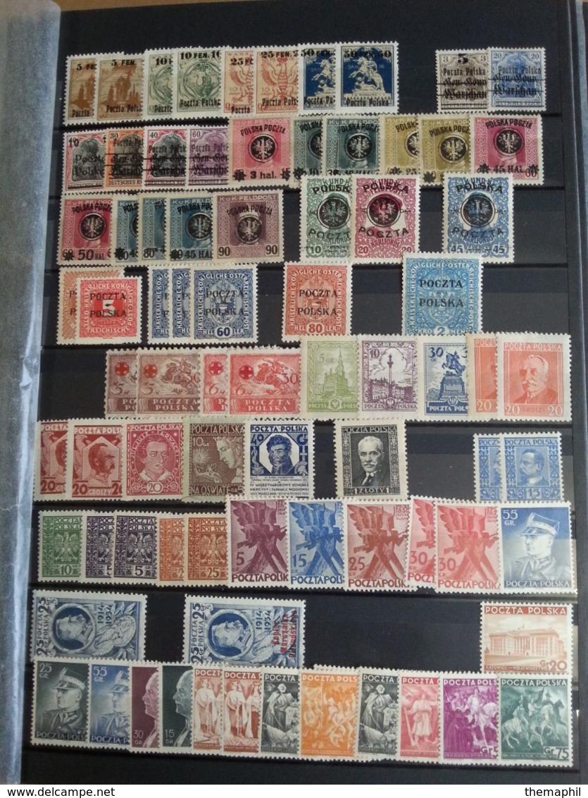 Lot N° T 736 POLOGNE Tres Bon Lot De Timbres Neufs** La Plupart - Stamps