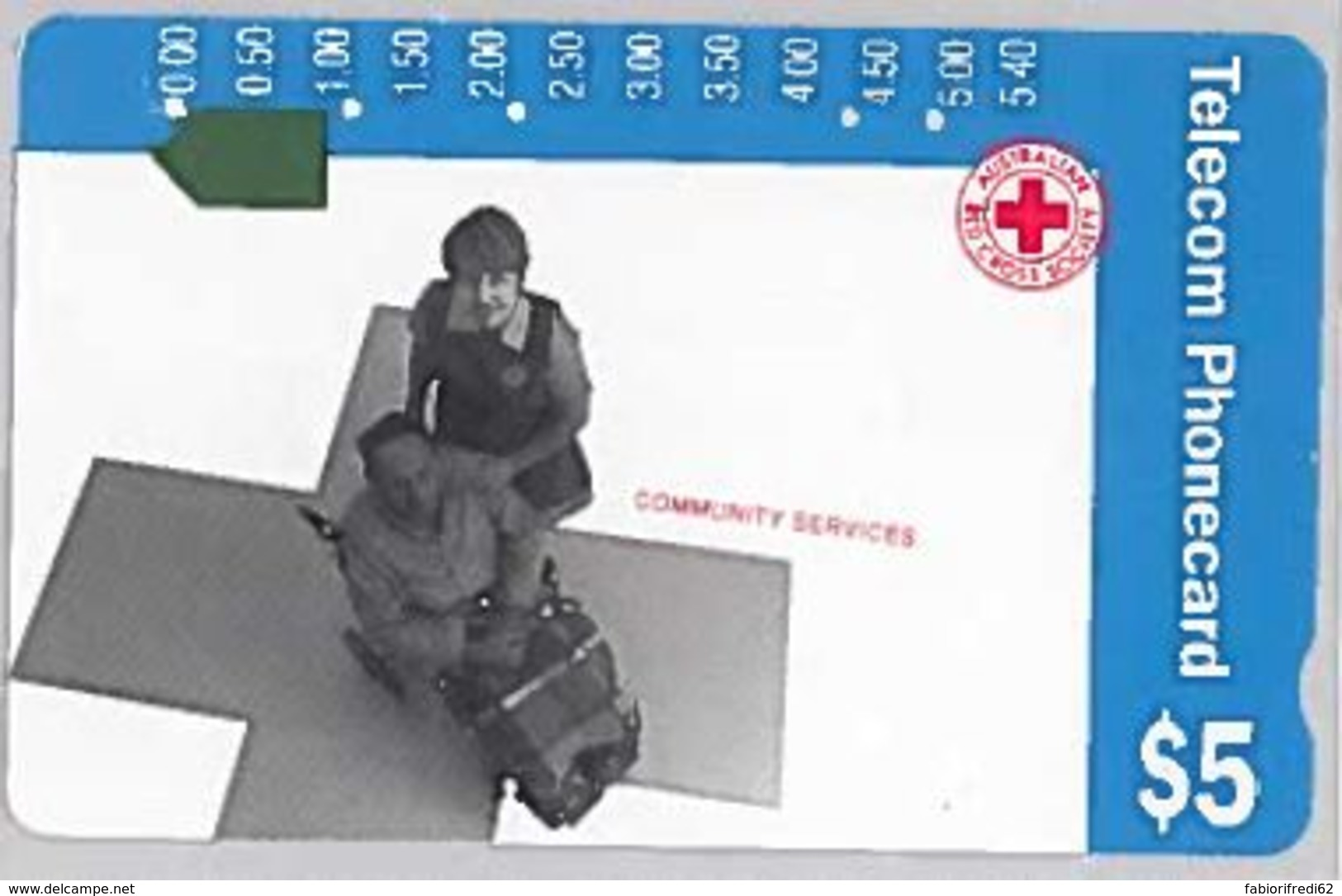 PHONE CARD-AUSTRALIA (E46.35.7 - Australia