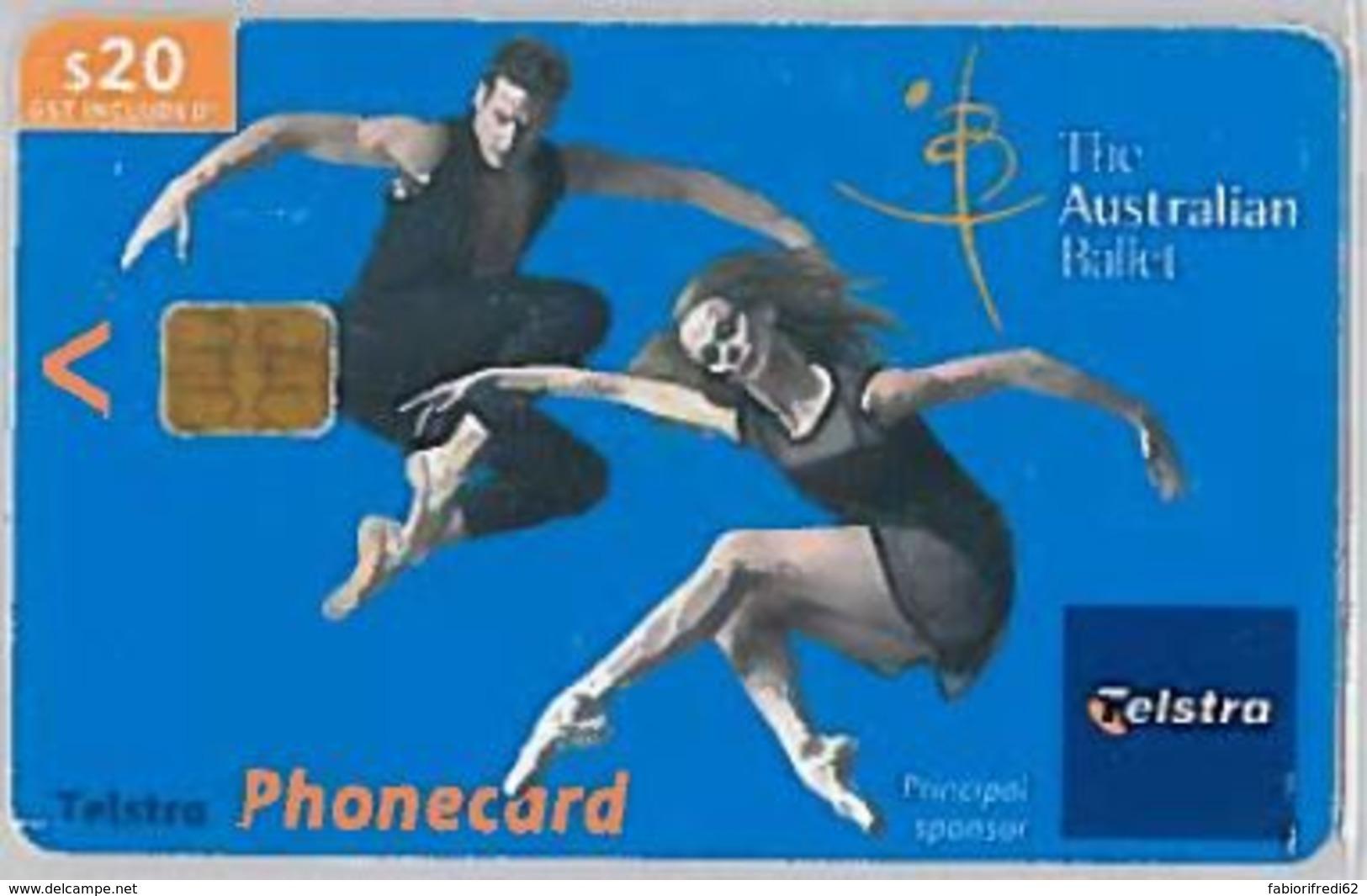 PHONE CARD-AUSTRALIA (E46.38.7 - Australia