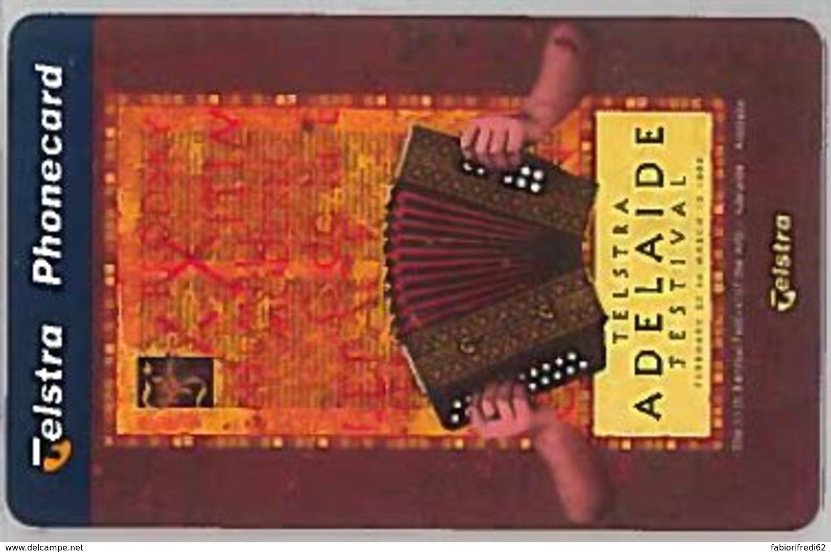 PHONE CARD-AUSTRALIA (E46.40.2 - Australia