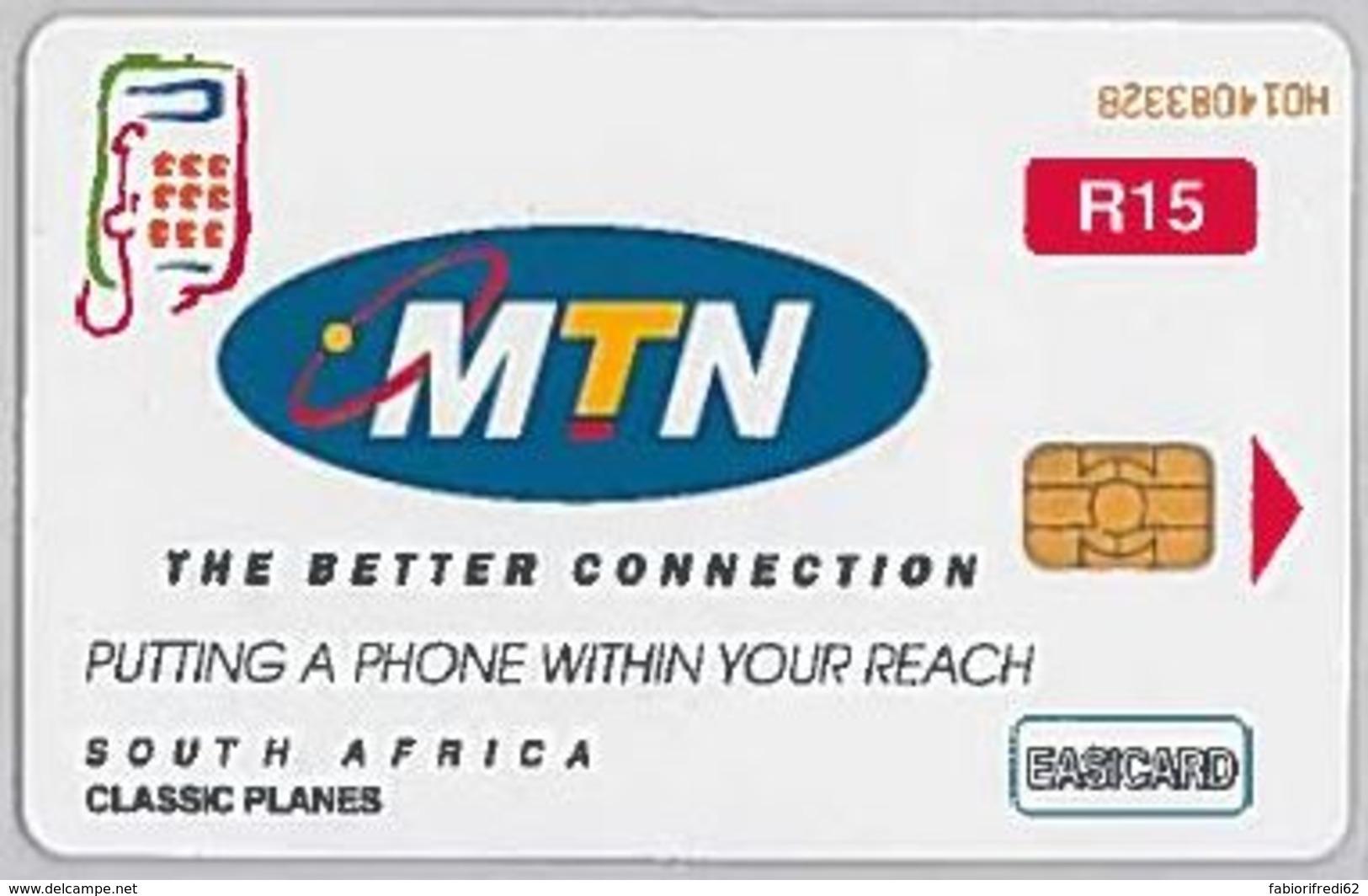 PHONE CARD-SUDAFRICA (E46.50.7 - Sudafrica