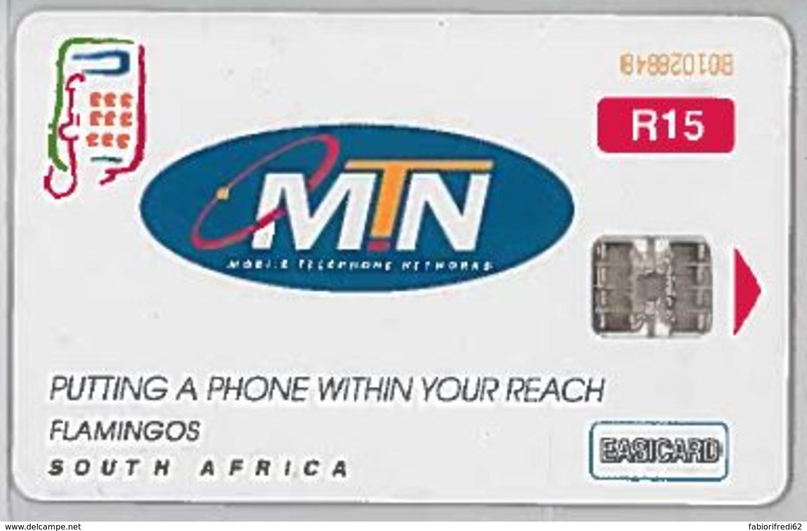 PHONE CARD-SUDAFRICA (E46.51.1 - Sudafrica
