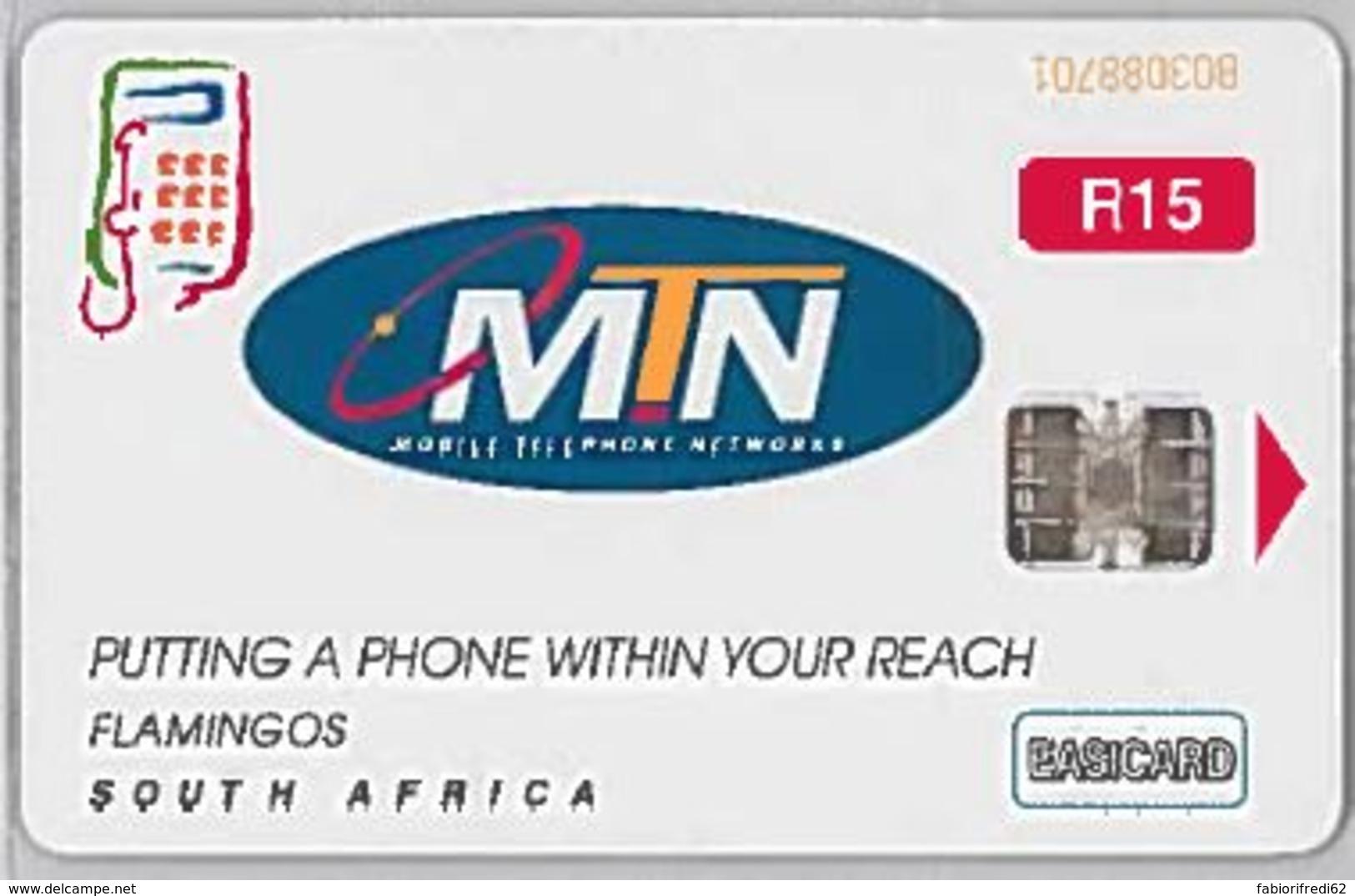 PHONE CARD-SUDAFRICA (E46.51.3 - Sudafrica