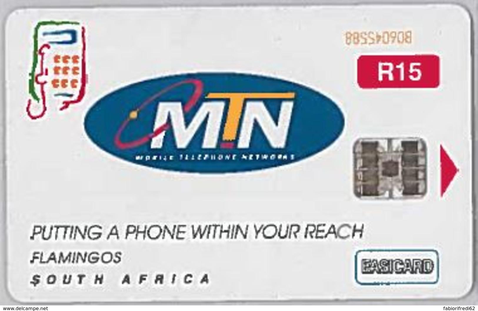 PHONE CARD-SUDAFRICA (E46.51.6 - Sudafrica