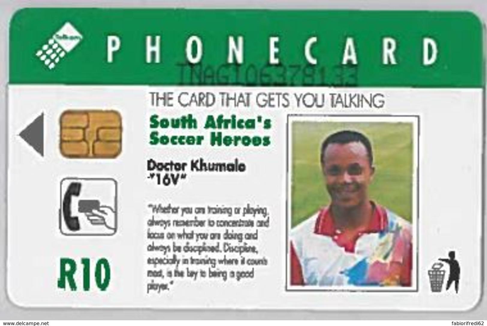 PHONE CARD-SUDAFRICA (E46.53.8 - Sudafrica