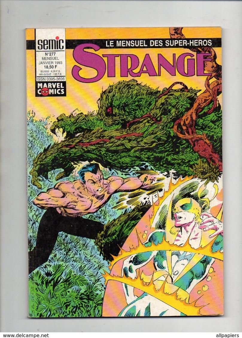 Strange N°277Namor - L'araignée - Iron Man - Les Vengeurs De 1993 - Strange