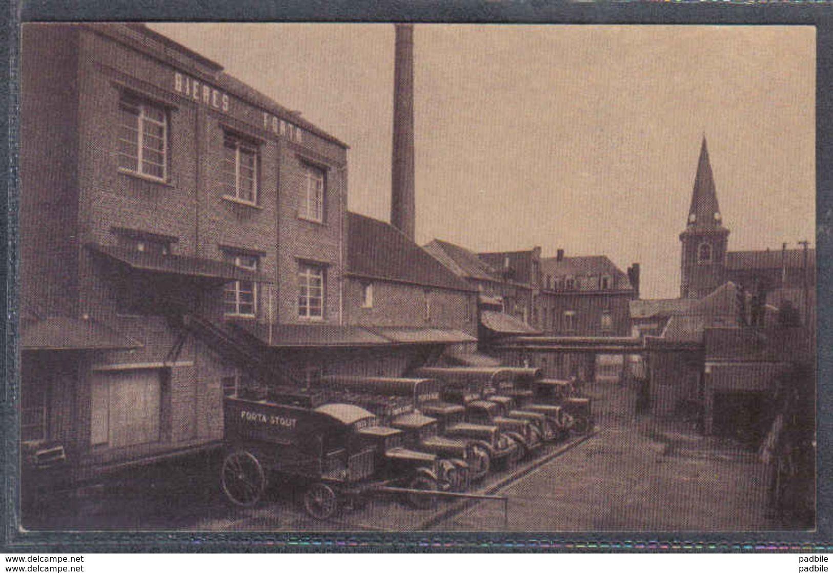 Carte Postale 59. La Longueville  Brasserie  Georges LECQ Bière Forta Stout  Trés Beau Plan - France