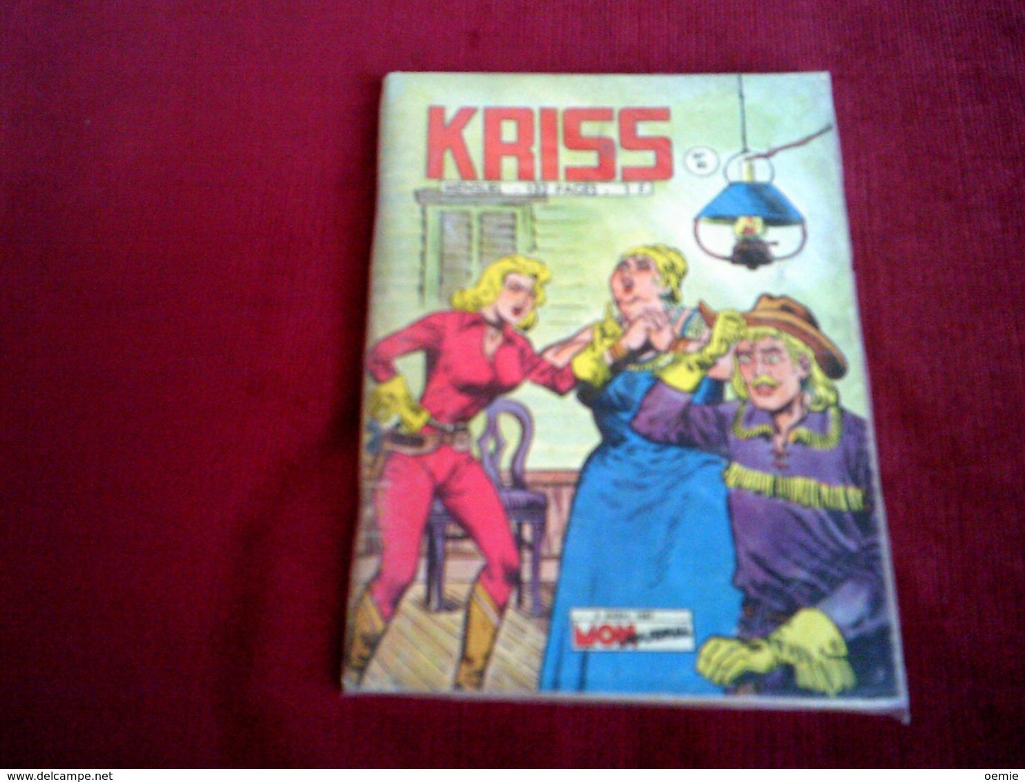 KRISS  No 83 - Non Classés