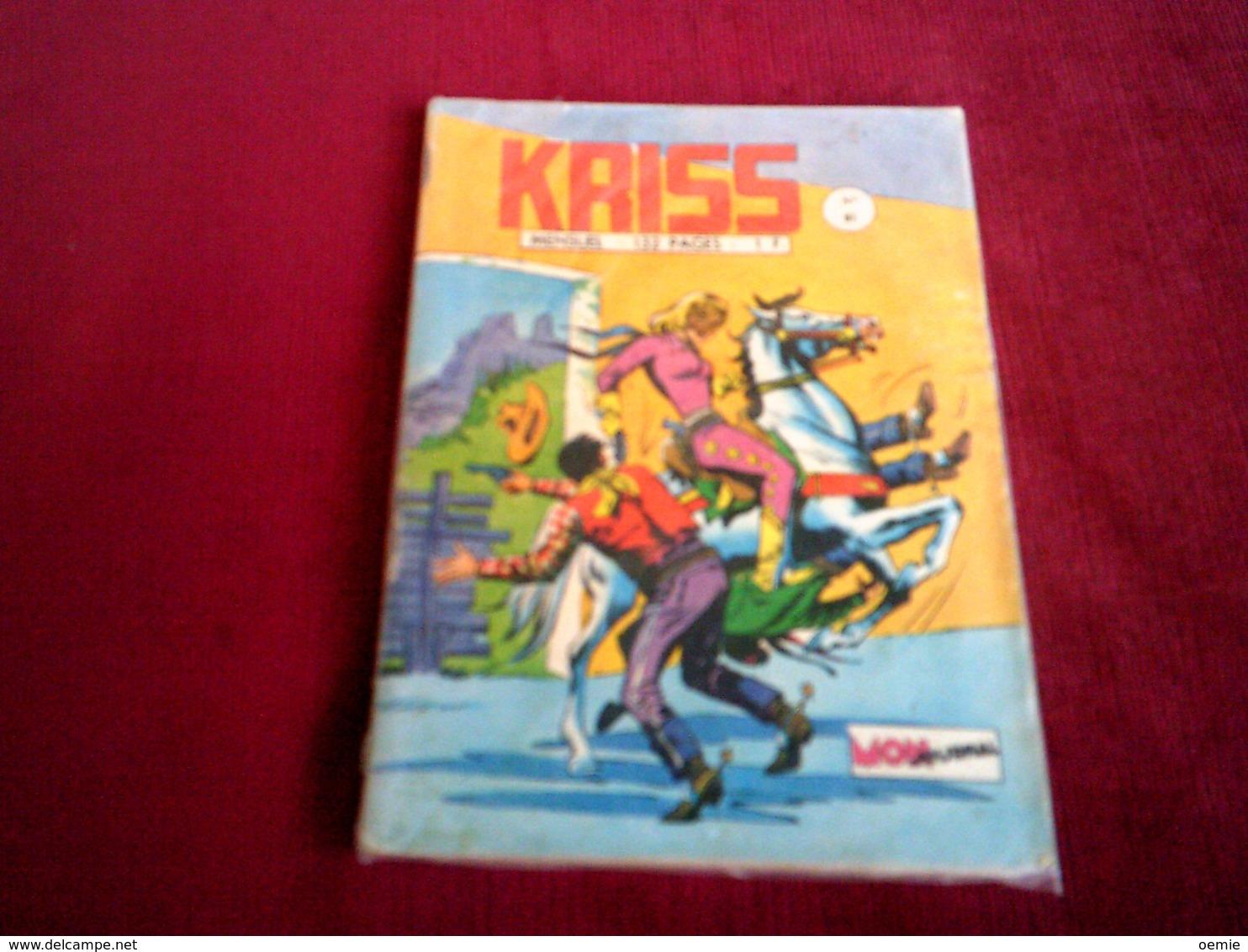 KRISS  No 87 - Non Classés