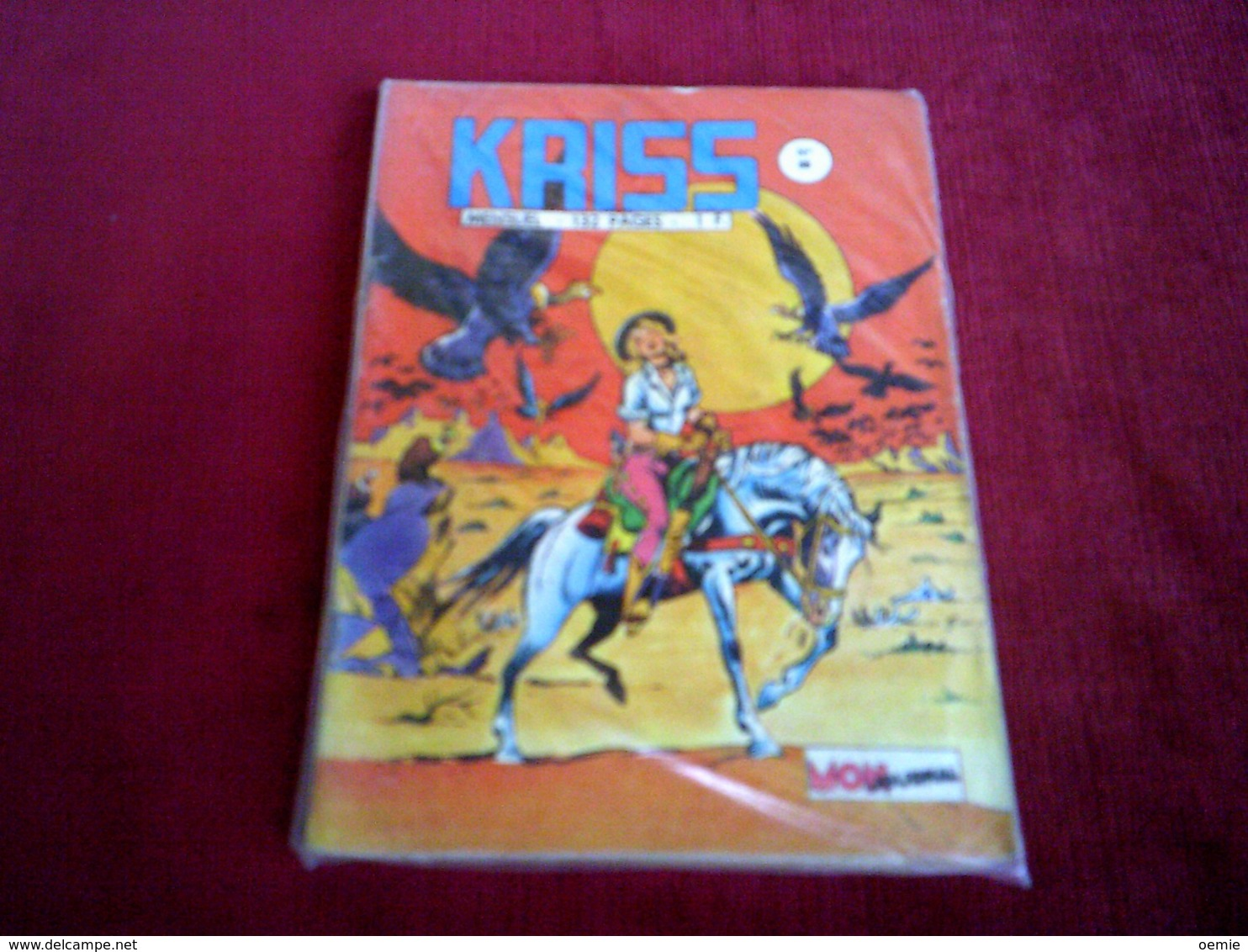 KRISS  No 88 - Non Classés