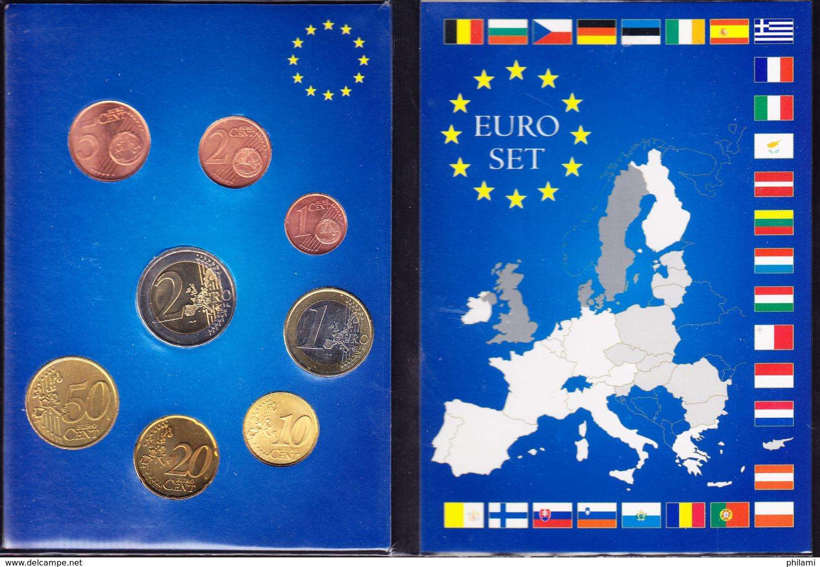 GRECE 2002 LETTERS, UNC. - Grèce