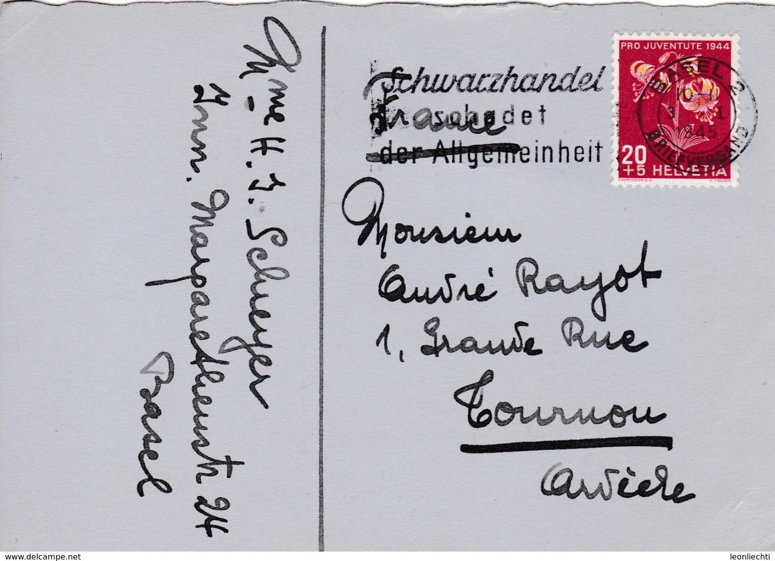 Zu: J111 / 441 Türkenbund. - Lettres & Documents