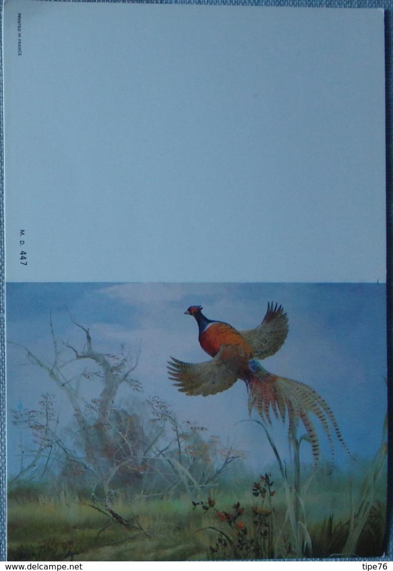 Petit Calendrier De Poche 1993 Oiseau Faisan - Calendars