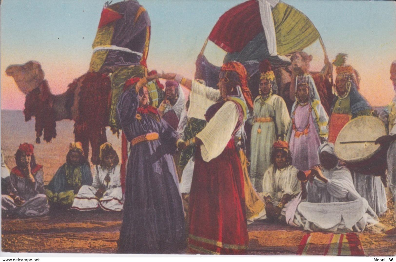 MAROC - DANSE ARABE - - Maroc