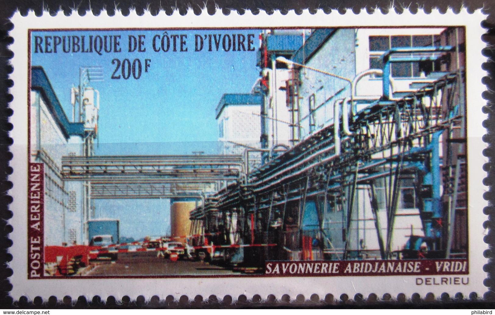 COTE D'IVOIRE                   P.A 64                    NEUF** - Côte D'Ivoire (1960-...)