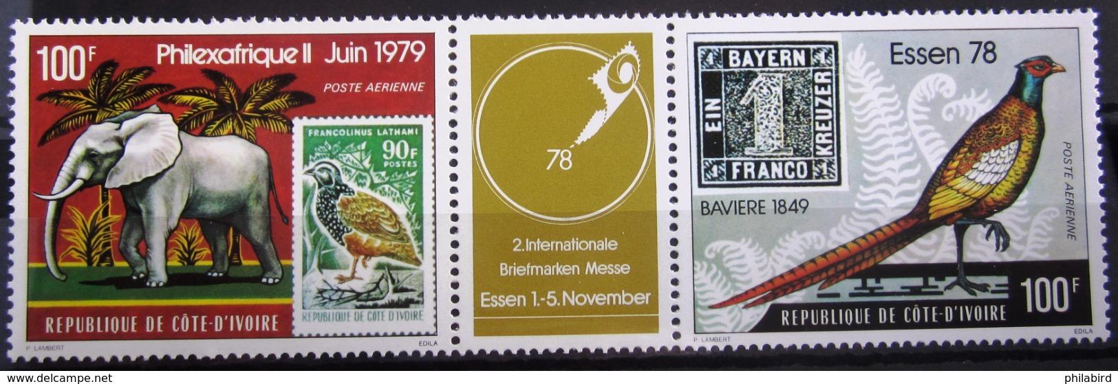 COTE D'IVOIRE                   P.A 70 A                    NEUF** - Côte D'Ivoire (1960-...)