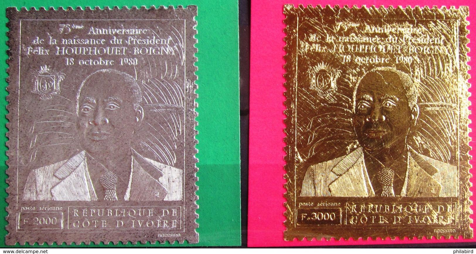 COTE D'IVOIRE                   P.A 75/76                    NEUF** - Côte D'Ivoire (1960-...)
