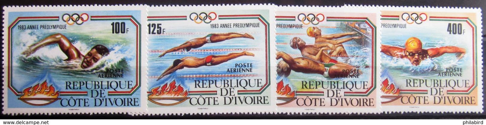 COTE D'IVOIRE                   P.A 82/85                    NEUF** - Côte D'Ivoire (1960-...)