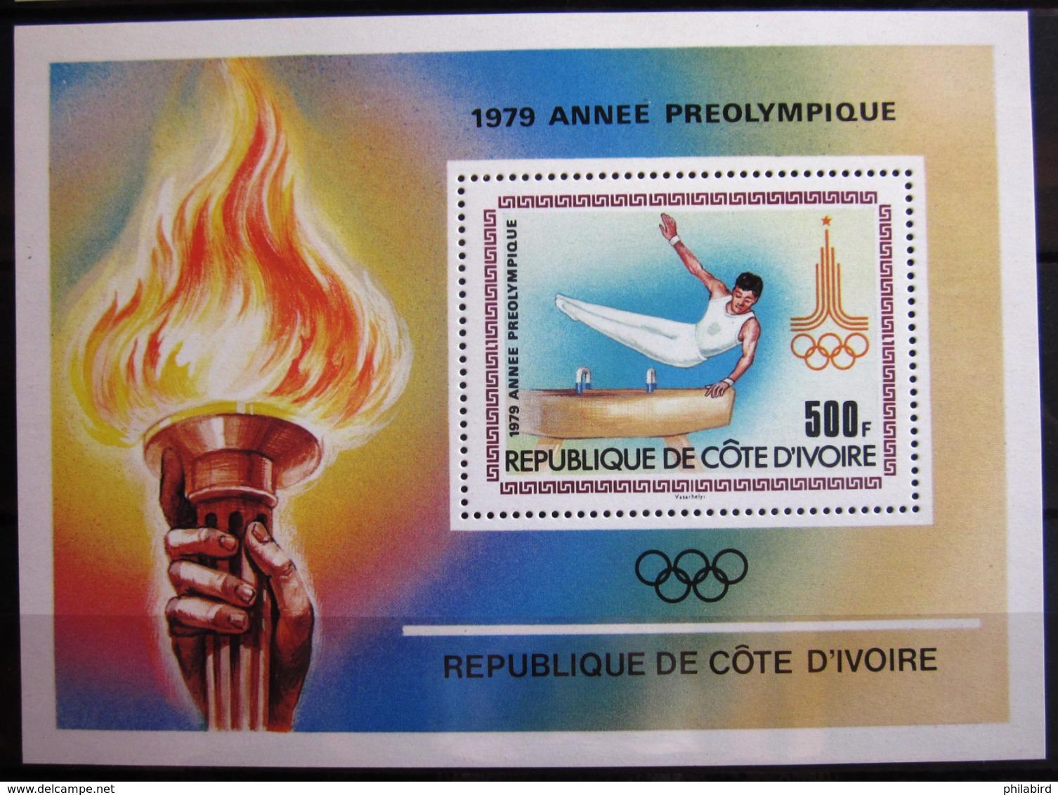 COTE D'IVOIRE                   B.F 15                    NEUF** - Côte D'Ivoire (1960-...)