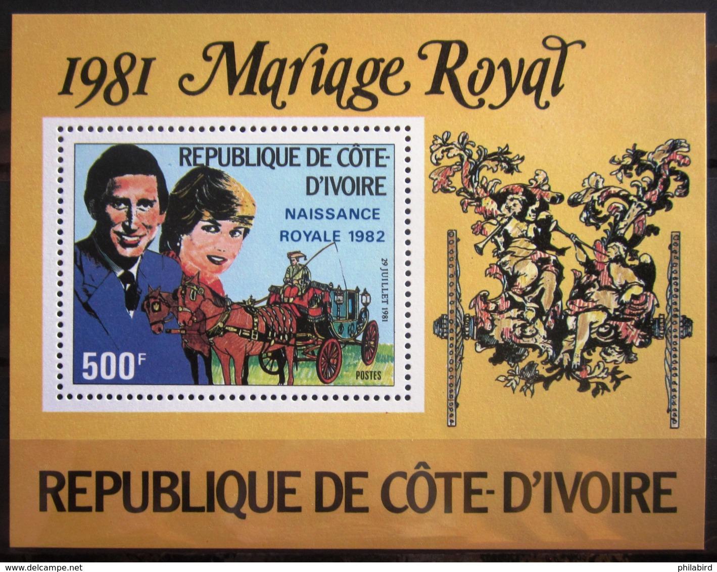 COTE D'IVOIRE                   B.F 23                    NEUF** - Côte D'Ivoire (1960-...)