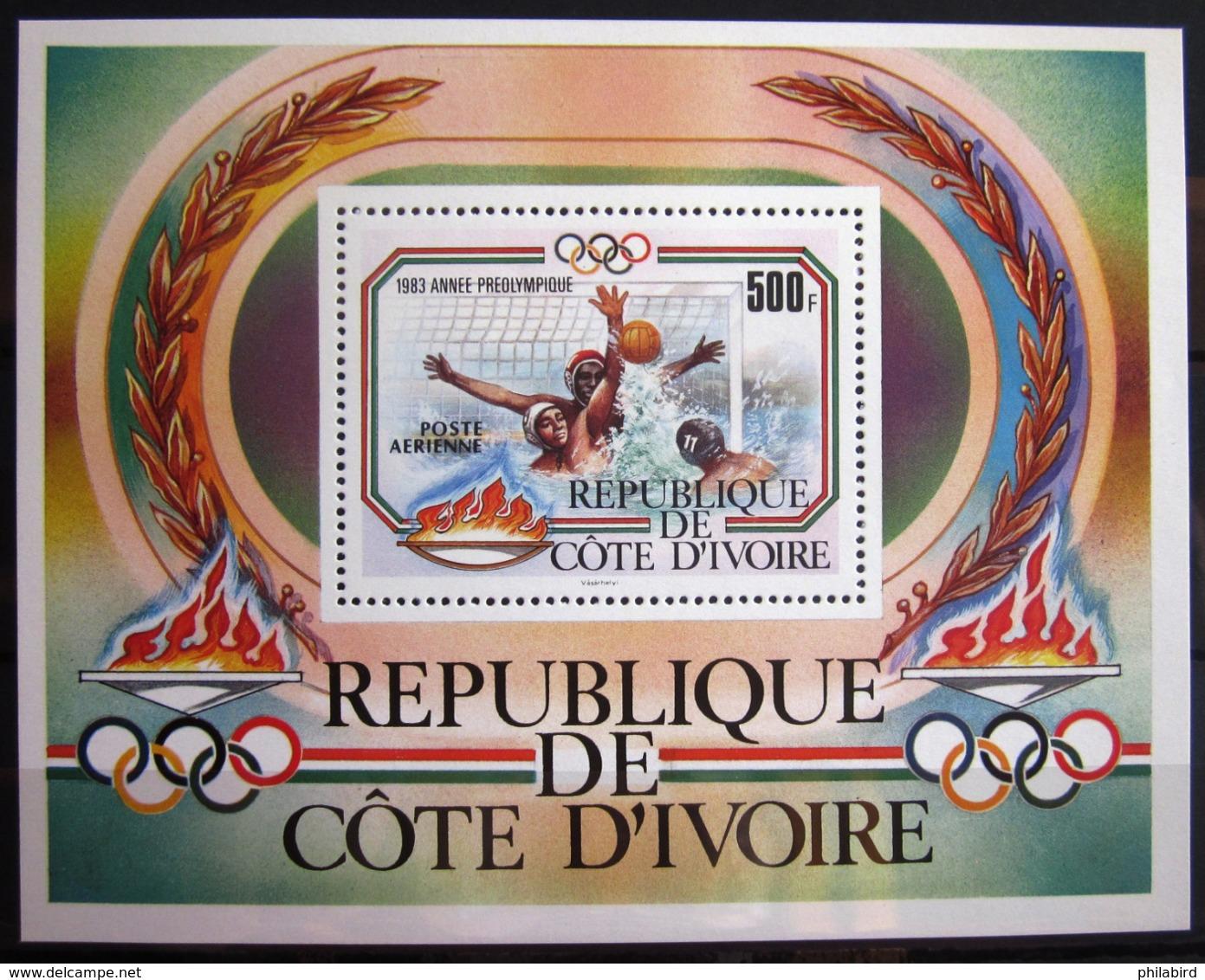 COTE D'IVOIRE                   B.F 25                    NEUF** - Côte D'Ivoire (1960-...)