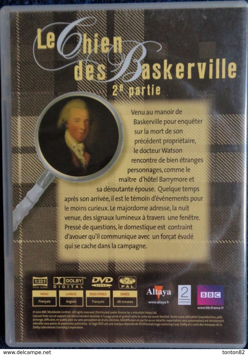 SHERLOCK  HOLMES - 90 - Le Chien Des Baskerville ( 2e Partie ) . - Policíacos
