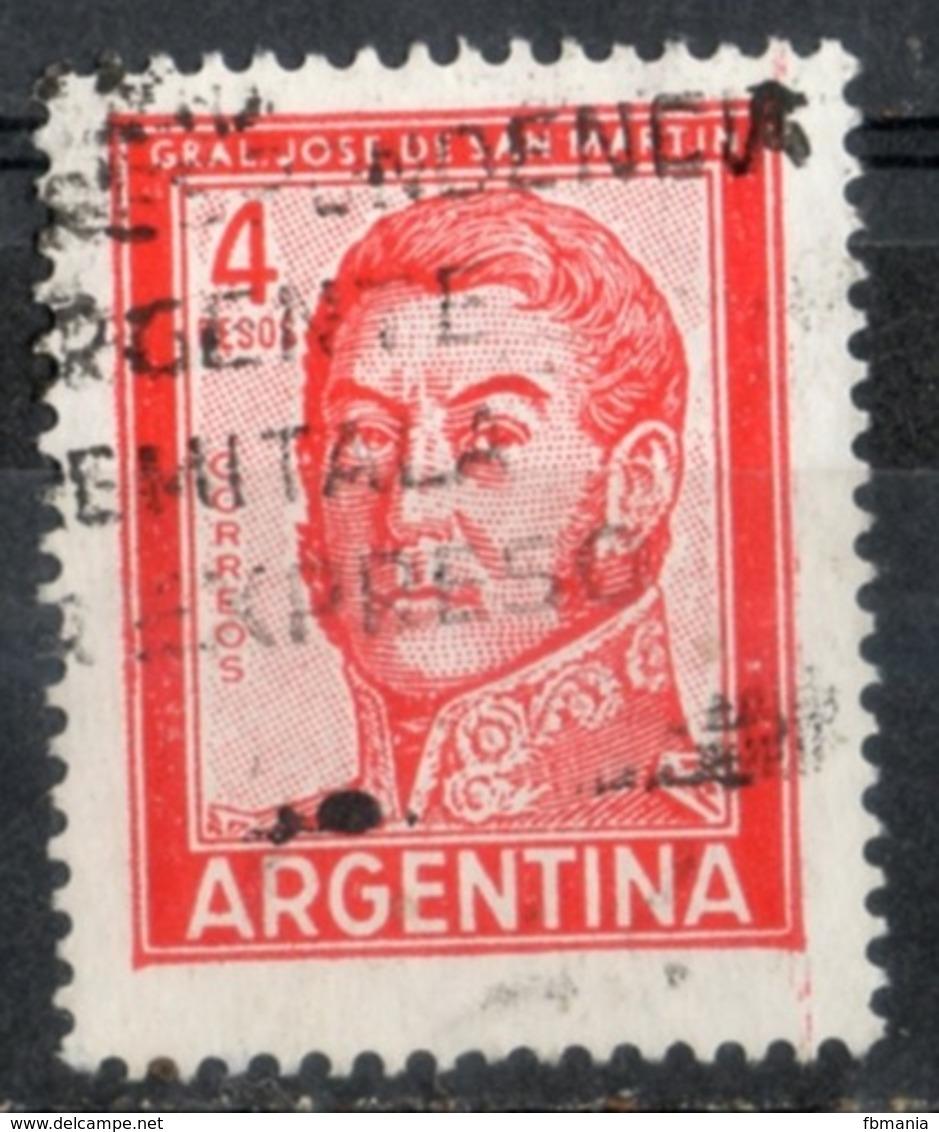 Argentina 1962 - Josè De San Martin Generale E Politico General And Politician - Gebraucht