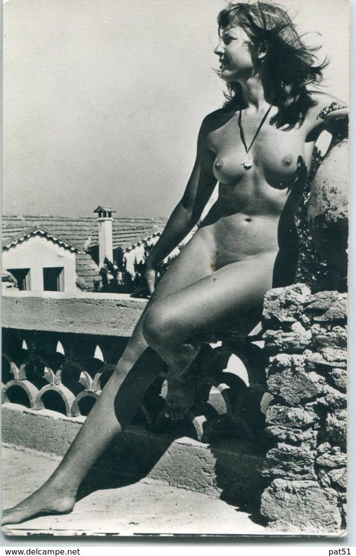 DIVERS - CURIOSA - Erotisme - Nu : Photo Jeune Fille Nue - Ed. LYNA - Nus Adultes (< 1960)