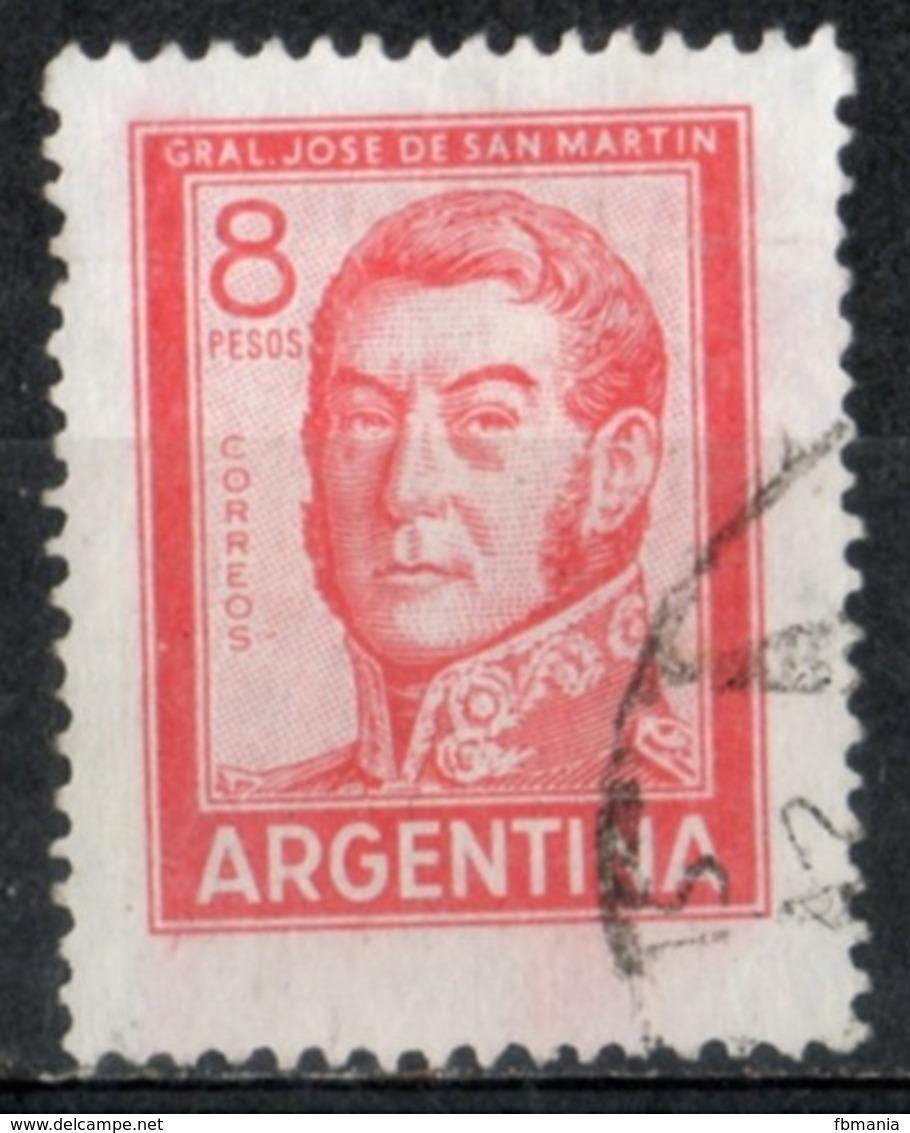 Argentina 1965 - Josè De San Martin Generale E Politico General And Politician - Argentinien
