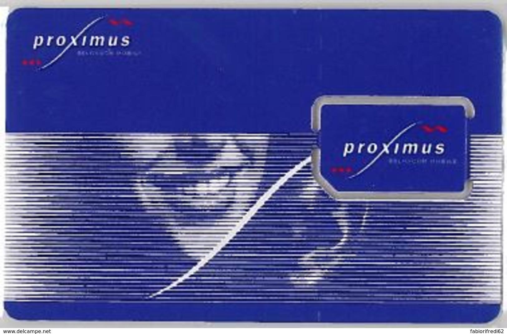 SIM CARD NOT ACTIVE-BELGIO (E47.49.5 - Carte GSM, Ricarica & Prepagata