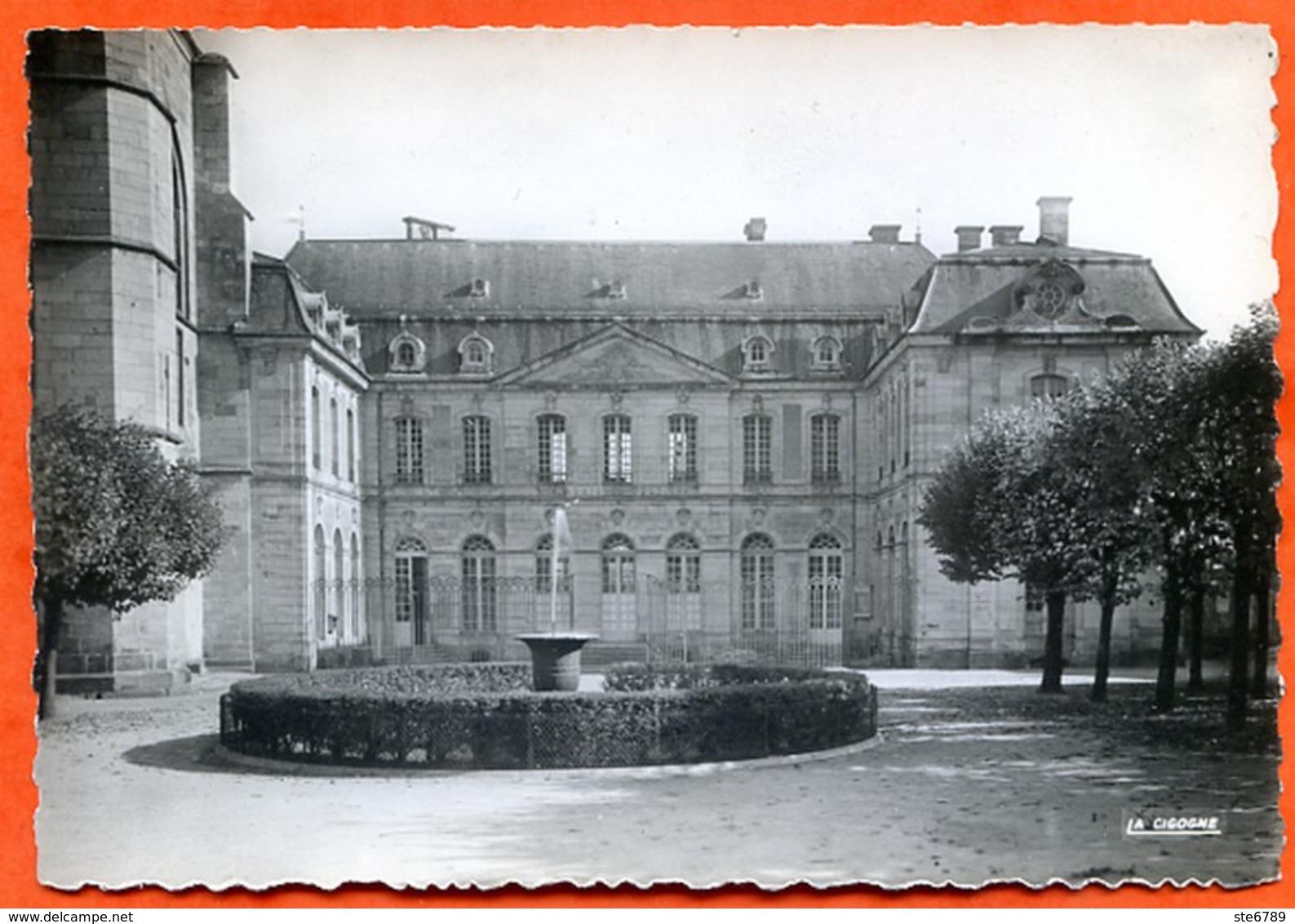 88 REMIREMONT Palais De Justice Carte Vierge TBE - Remiremont