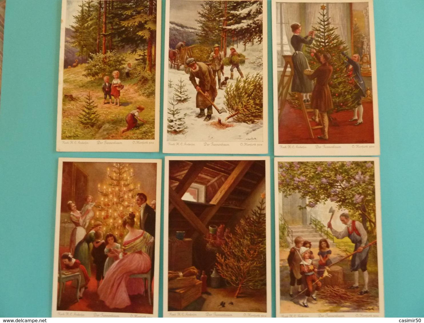 DER TANNENBAUM SERIE COMPLETE - Fairy Tales, Popular Stories & Legends