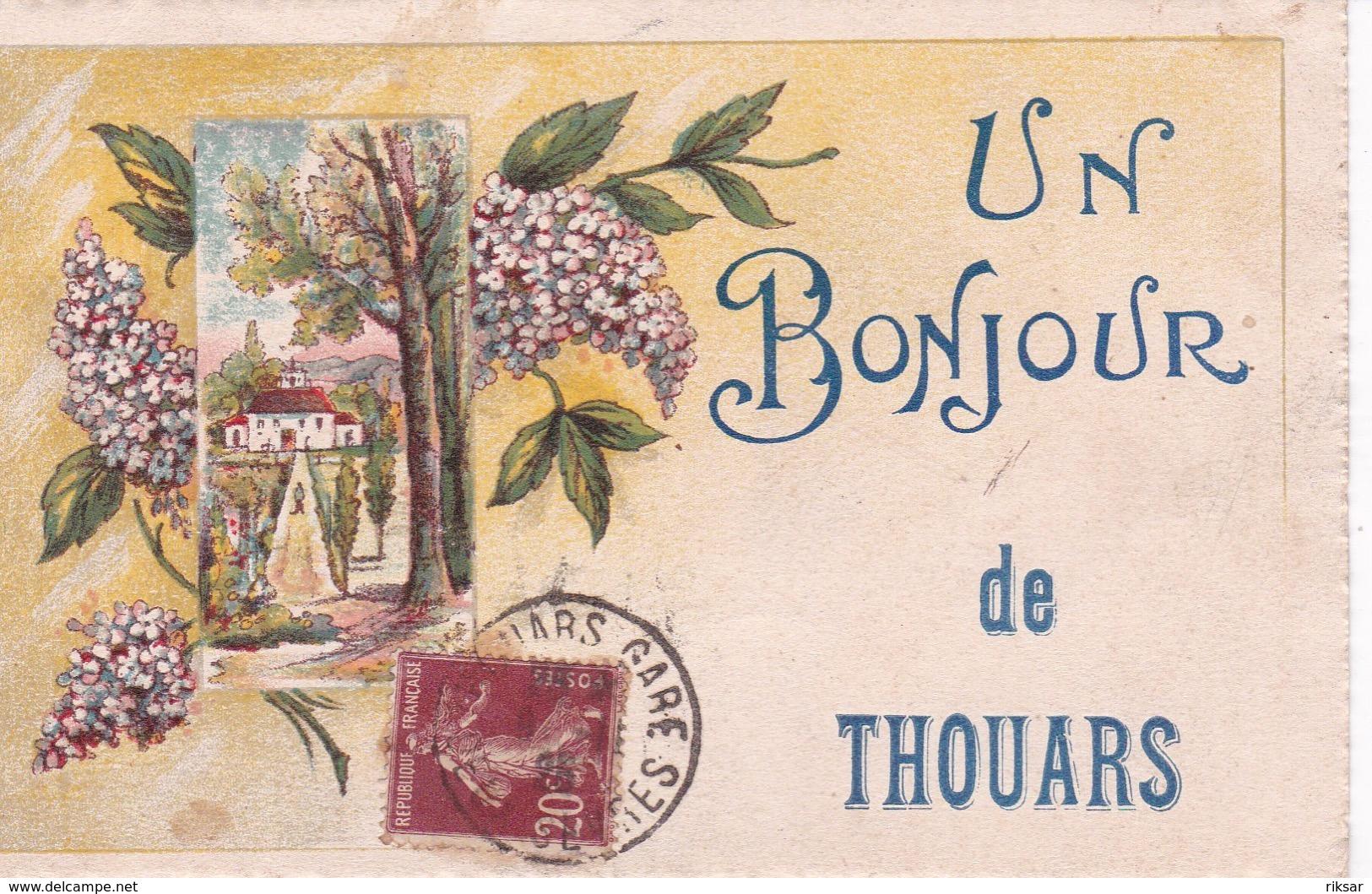 THOUARS - Thouars