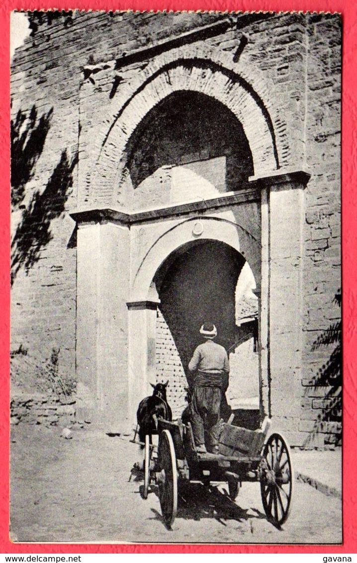 CONSTANTINOPE - Porte Principale Des Sept Tours - Turquie