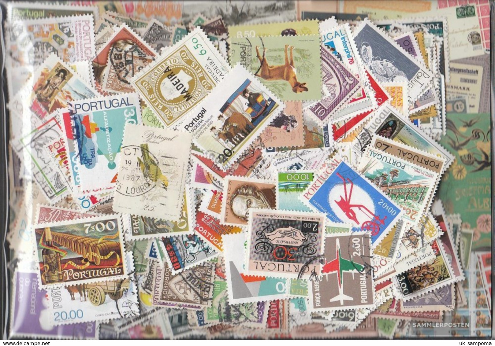 Portugal Stamps-2.000 Different Stamps - Portugal